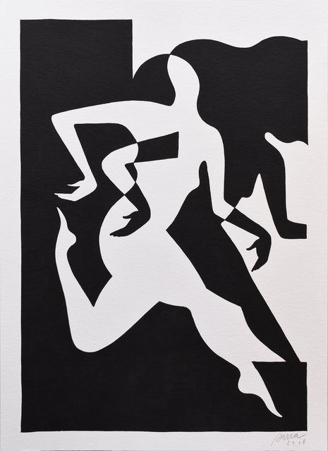 , 'Problem Escape,' 2018, Joshua Liner Gallery