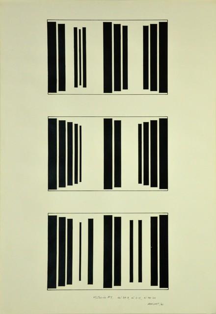 , 'Mutación #7, del 39:8, al 2:17, al 38:25,' 1981, Henrique Faria Fine Art