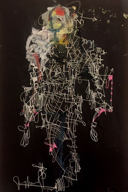 , 'Football,' 2017, AFA Gallery