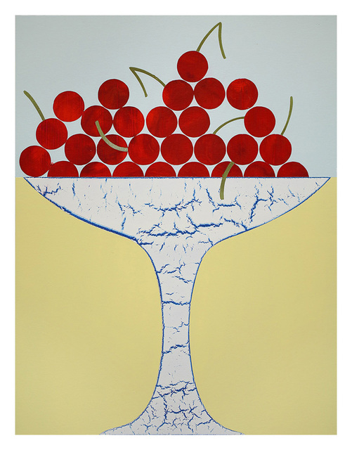 , 'Bowl of Cherries,' 2016, Hashimoto Contemporary