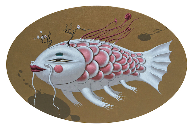 , 'Carp Beauty ,' 2016, Yang Gallery