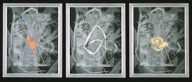 , 'Joan's Arc #1 (triptych),' 1995, David Richard Gallery