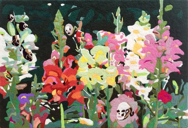 , 'Flowers II,' 2016, Galleri Franz Pedersen