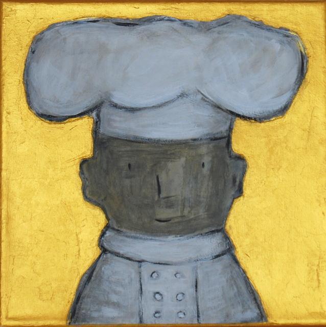 , 'Golden Chef,' 2013, GALERIA JORDI BARNADAS