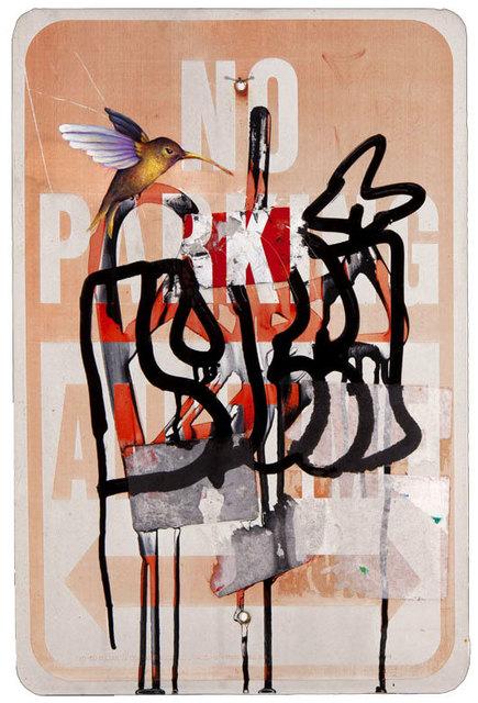 , 'Hummingbird #5,' 2017, Black Book Gallery