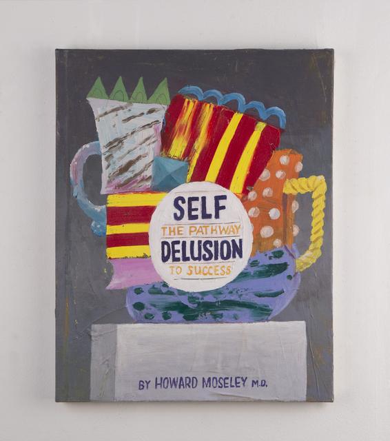 , 'Self Delusion,' 2015, Freight + Volume