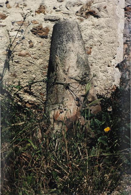 , 'Le Riret,' 1981, Quadrado Azul