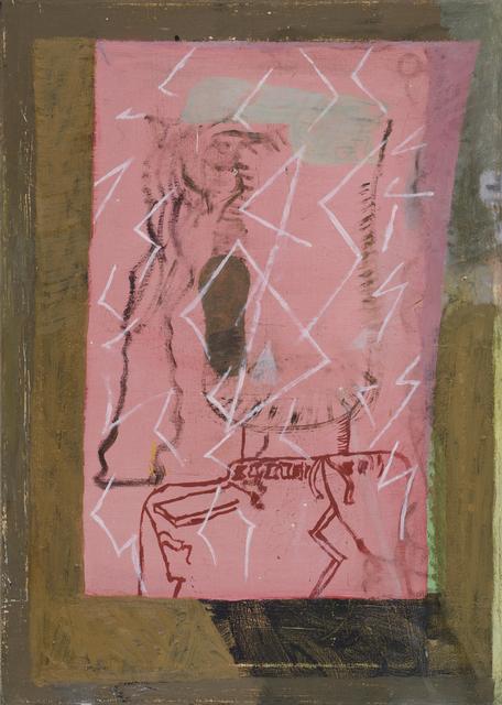 , 'ich verstehe das System,' 2013, Romer Young Gallery