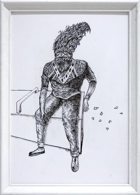 , 'Dice Throwing ,' 2017, Chan + Hori Contemporary