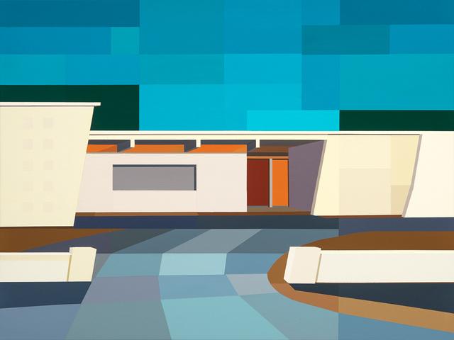 , 'Palm Springs Minimal Mid-Century House,' 2017, Sue Greenwood Fine Art