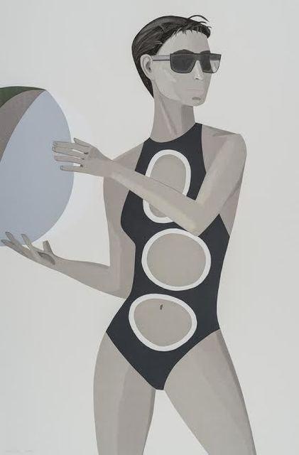 Alex Katz, 'Anne from Chance', 2016, Vertu Fine Art