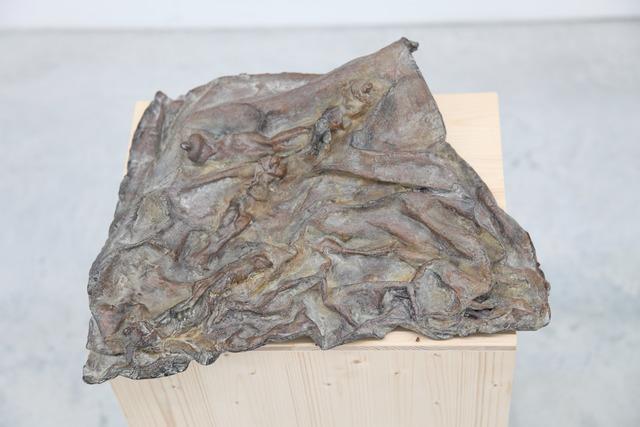 Jürgen Brodwolf, 'Die Flut VII', 2008, Sculpture, Bronze, Henze & Ketterer & Triebold