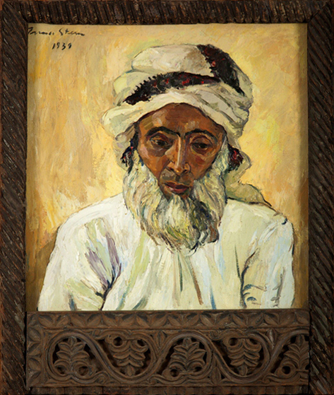, 'Arab,' 1939, Norval Foundation