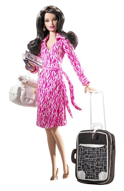 , 'Diane Von Furstenberg Barbie,' 2006, Les Arts Décoratifs