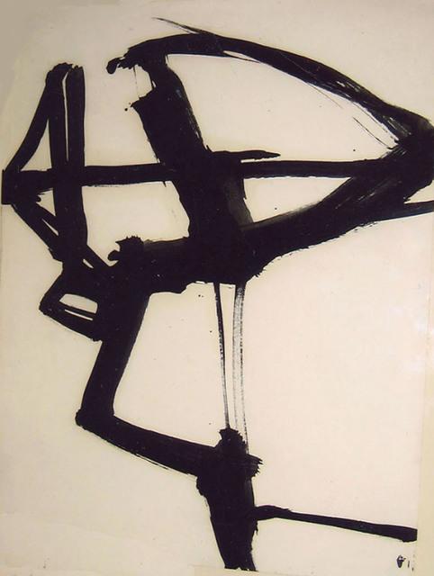 Franz Kline, 'Untitled', 1958, Greg Thompson Fine Art