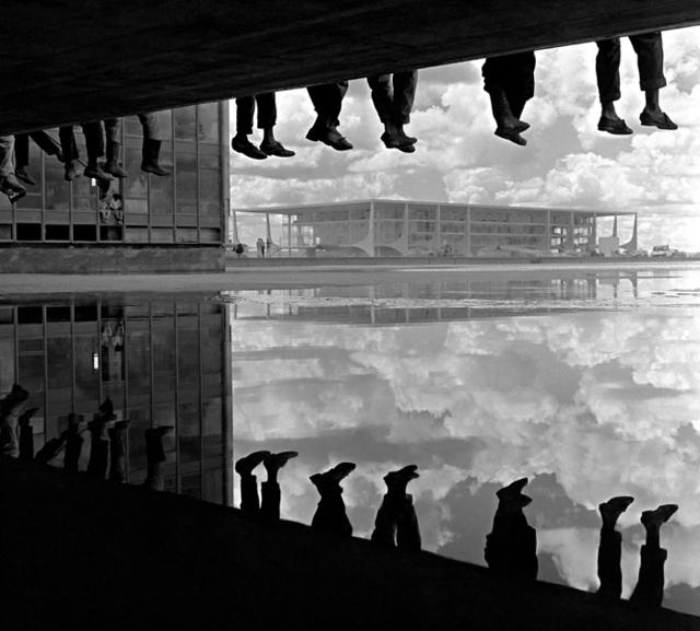 Alberto Ferreira, 'Brasília – Pé ante pé /Tiptoe,' 1960, Galeria Lume