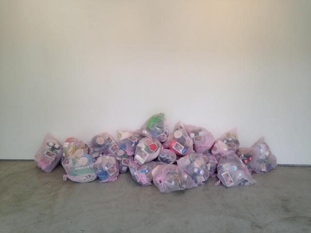 , 'Waste ,' 2014, TKG+