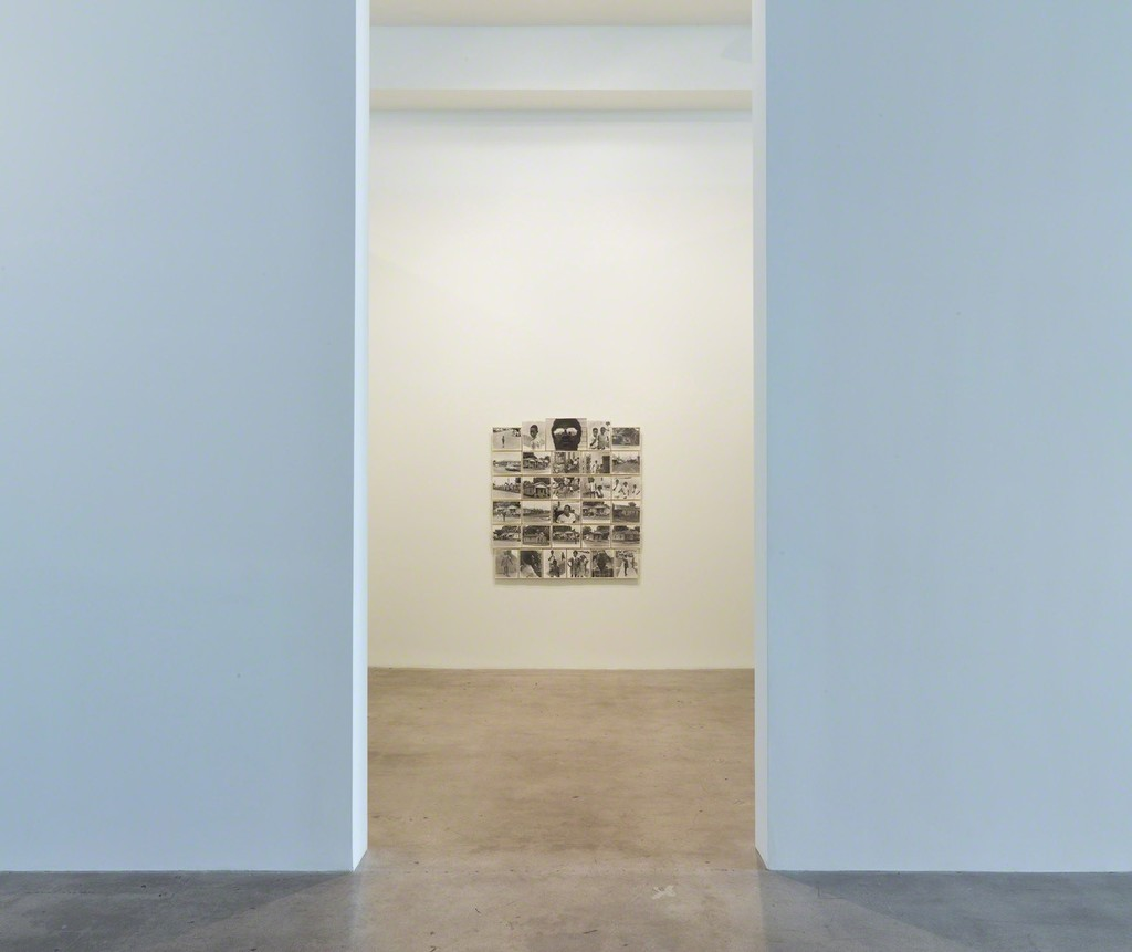 Installation view, Diane Rosenstein Gallery, Los Angeles