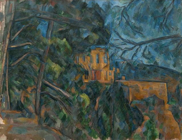 Paul Cézanne, 'Château Noir', 1900/1904, National Gallery of Art, Washington, D.C.