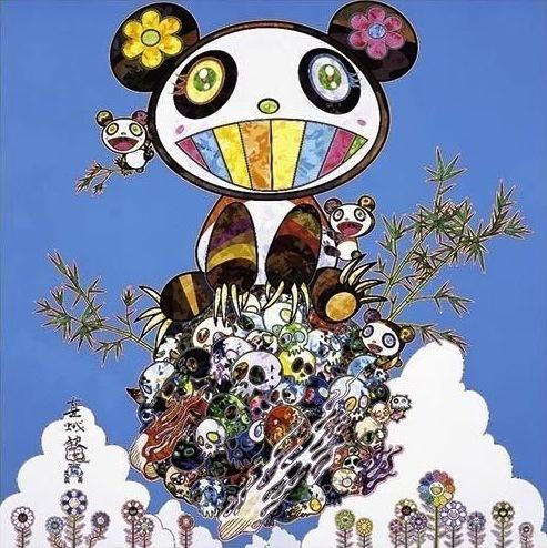 Takashi Murakami, 'Panda Family Happiness', 2016, Vogtle Contemporary