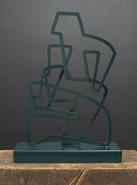 , 'Woman Seated with Hand on Hip,' 2019, Wally Workman Gallery
