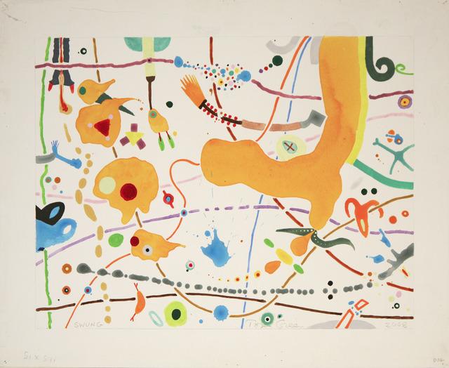 , 'Swung,' 2008, David Richard Gallery