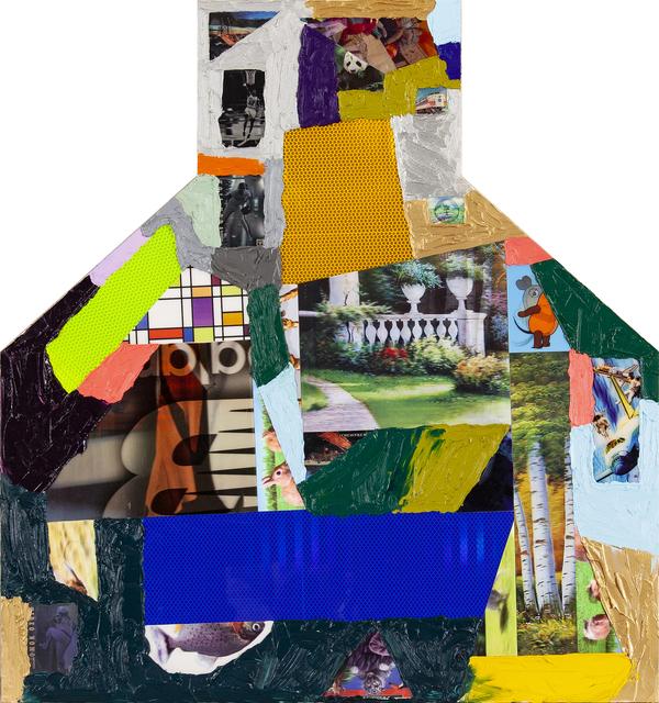 Teppei Kaneuji, 'ZONES (House) #1', 2019, Jane Lombard Gallery