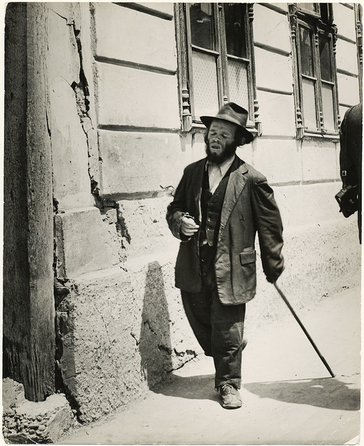 Roman Vishniac, 'A Fool of Novgorod', 1936, Be-hold