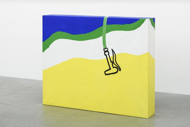 , 'Linnen Doos II,' 1966, Zeno X Gallery