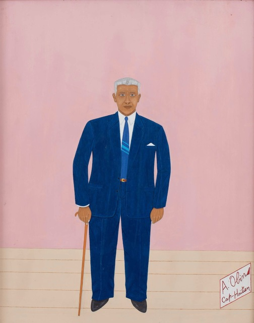 , 'Portrait of Philomé Obin  ,' ca. 1980, ZQ Art Gallery