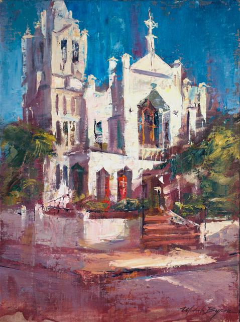 , 'St. Paul's on Duval,' 2019, Gildea Gallery