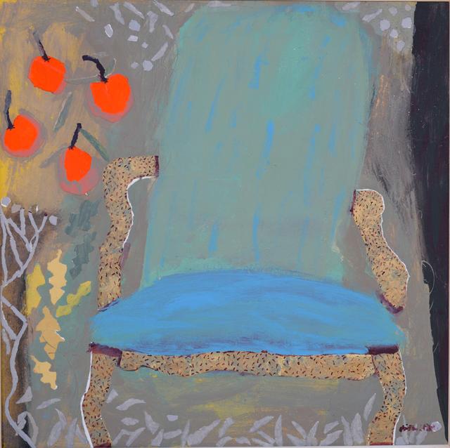 , 'King Louis XVI's Orangerie,' 2017, Thackeray Gallery