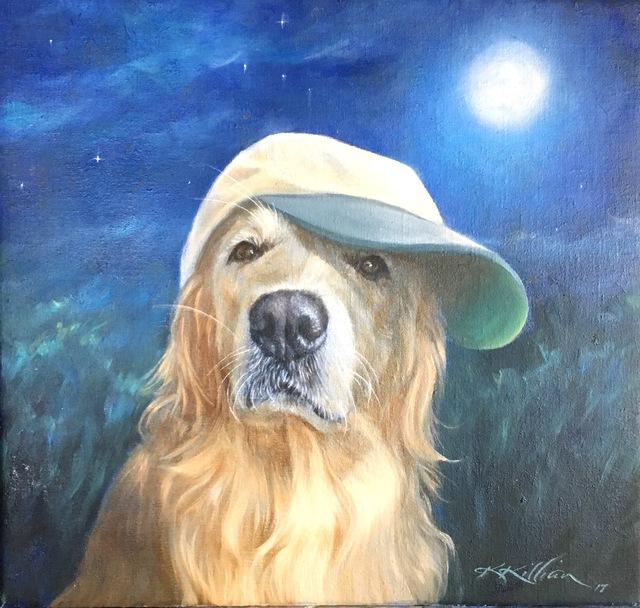 """, '""""Night Cap"""",' 2017, Dog & Horse Fine Art"""