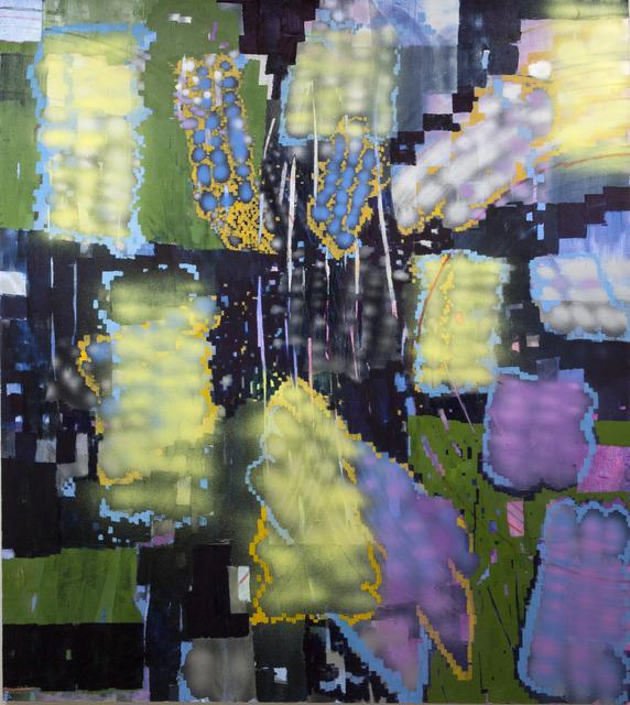 Keltie Ferris, 'Doomsday Scenario,' 2013, Santa Monica Museum of Art