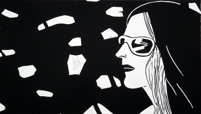 Alex Katz, 'Kym', 2009, Jenn Singer Gallery