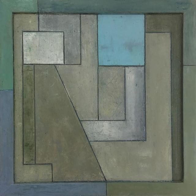 Stephen Cimini, 'FrameWorks Squared Ten', 2018, Alpha 137 Gallery