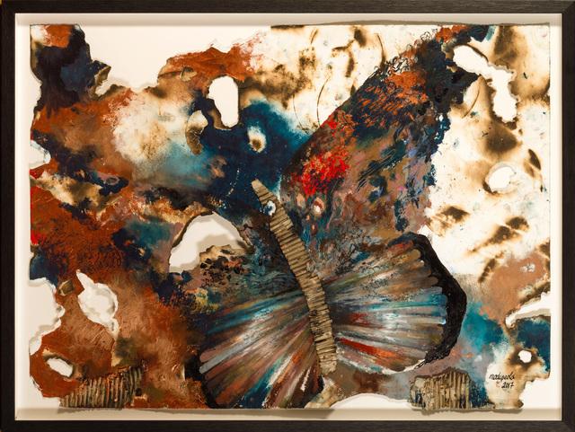 , 'Le Papillon: Accra ,' 2017, Ed Cross Fine Art