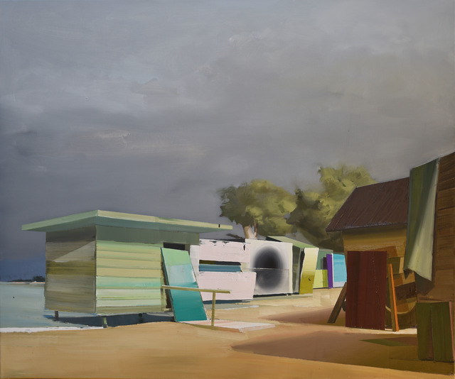 , 'Weymouth Bay,' 2018, Marc Straus