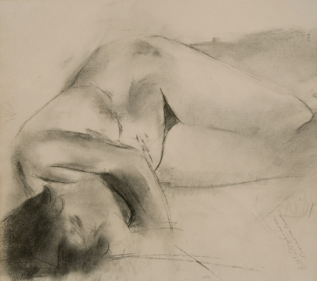 , 'Nude, Provincetown,' 1920, Alexandre Gallery