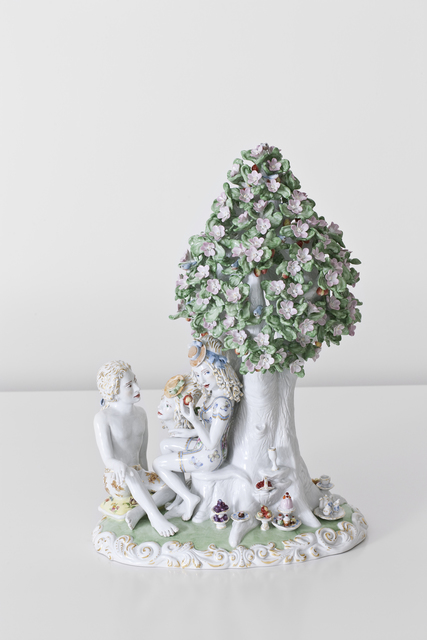 , 'Taste of Paradise [Courtesy MEISSEN COUTURE® Art Collection],' 2013, Cynthia Corbett Gallery