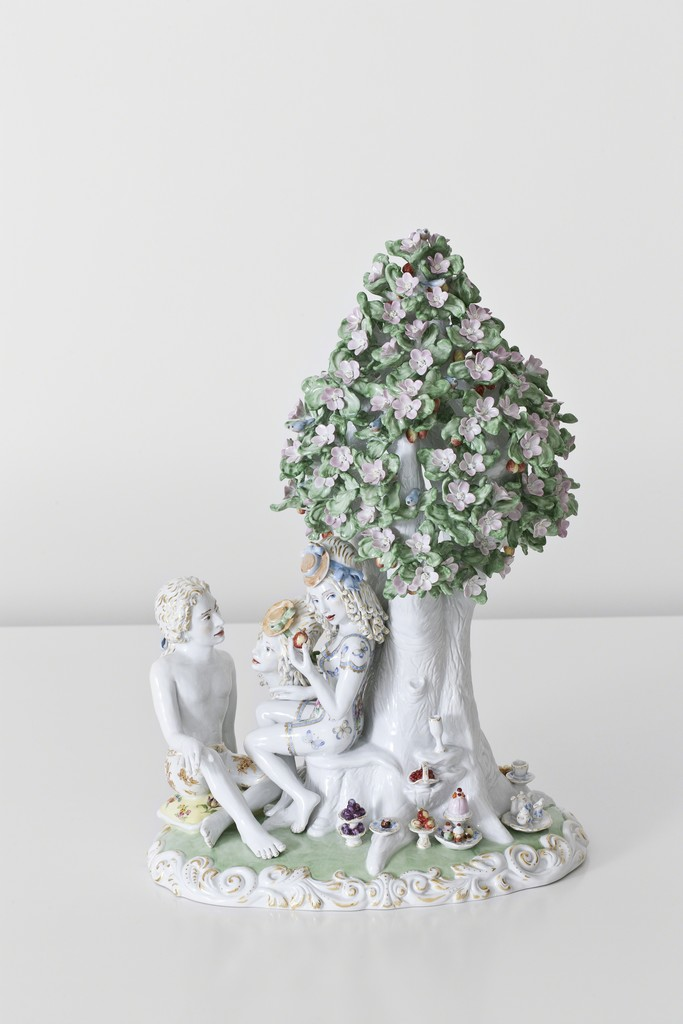 Meissen Couture chris antemann taste of paradise courtesy meissen couture