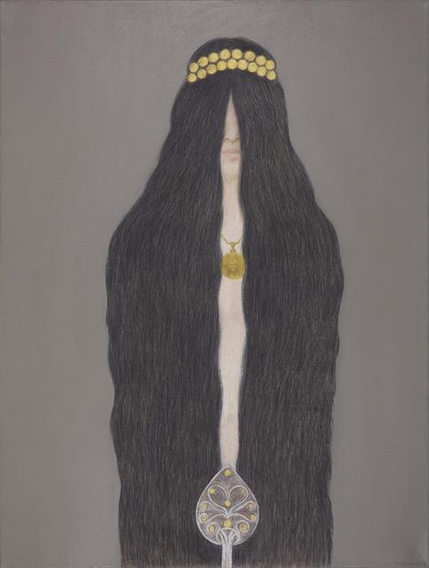 , 'Layla,' 2015, Meem Gallery