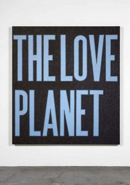 , 'The Love Planet,' 2012, Ingleby Gallery