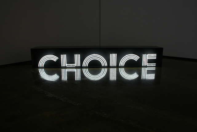 , 'A Questionable Choice,' 2011, MARS