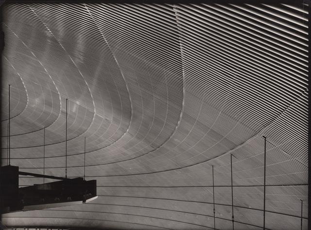 , 'FEIERABENDHALLE FARBWERKE HOECHST, FRANKFURT,' 1963, Jörg Maass Kunsthandel