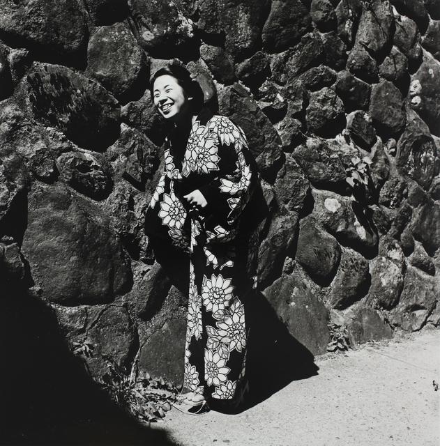, 'Toyama Shirobata, September 15, 1977,' 1977, MIYAKO YOSHINAGA