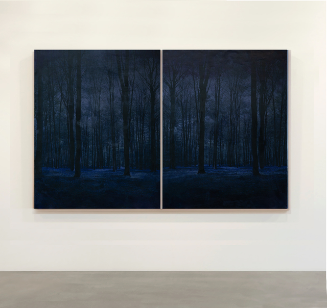 , 'Night Forest,' 2018, Cadogan Contemporary