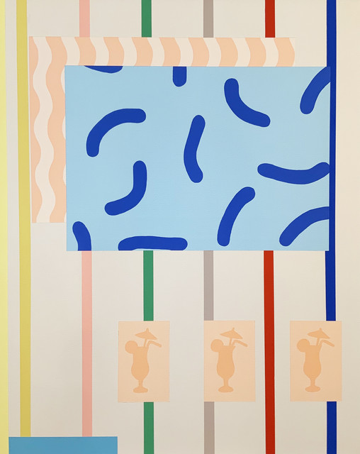Katie Barrie, 'A Reputation for Gorgeous Sunset and Potent Cocktails', 2019, Reynolds Gallery