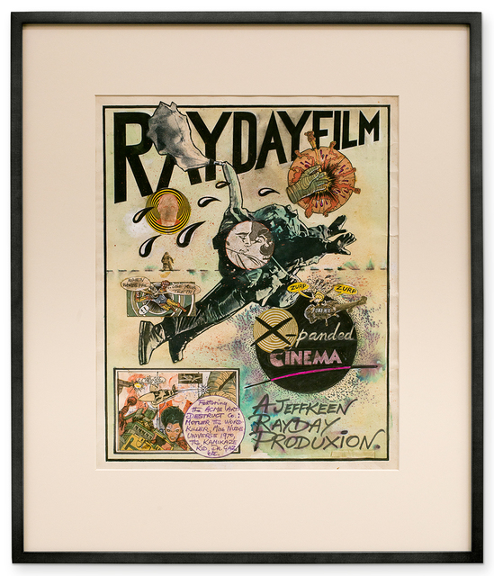 , 'Rayday Film,' 1970, Hales Gallery