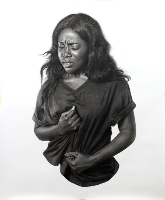 , 'A LADY IN BLACK,' 2017, Marcel Katz Art